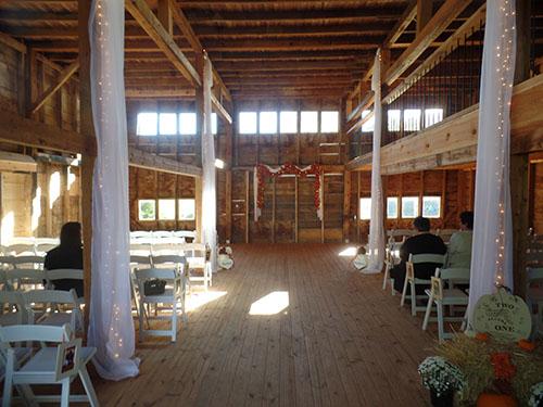 Chamberlain Farm And Pavilion